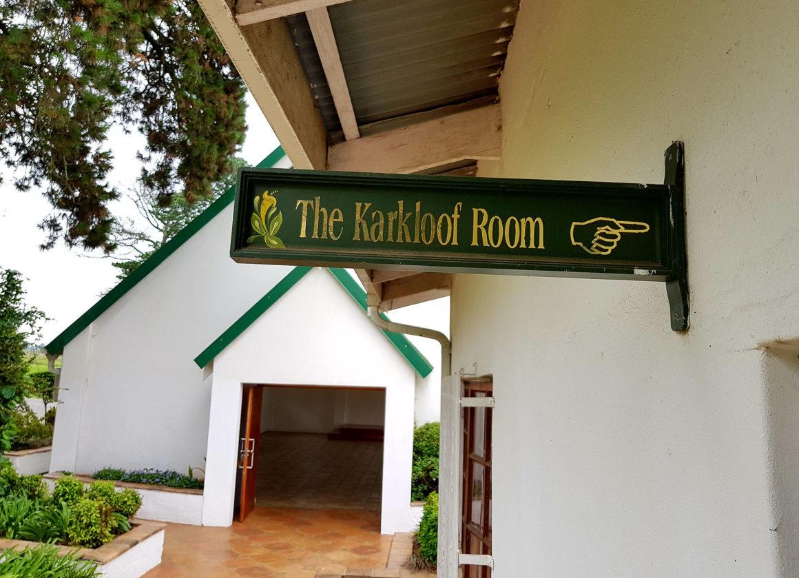 Karkloof Room