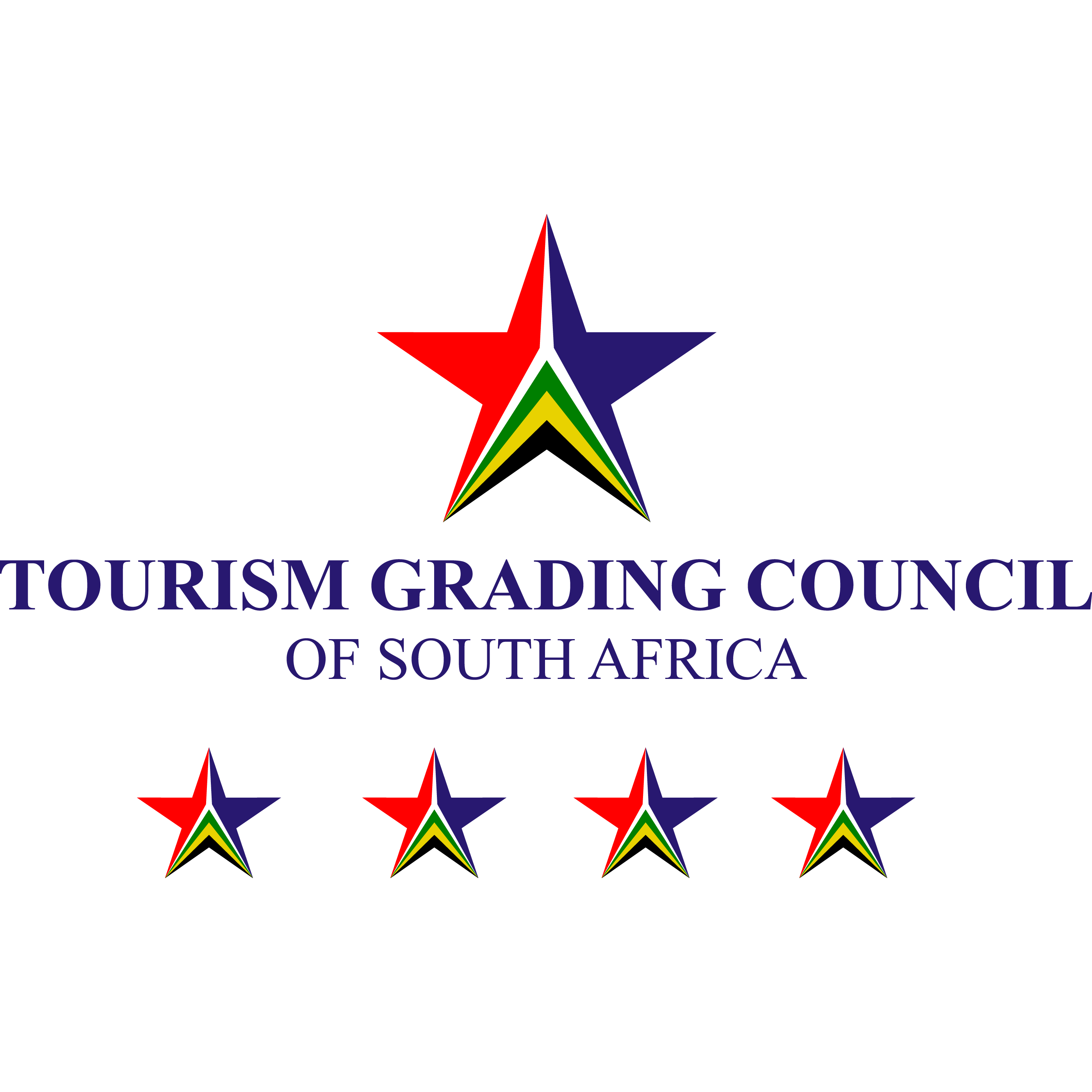 Tourism Grading Council of South Afirca – 4 Stars