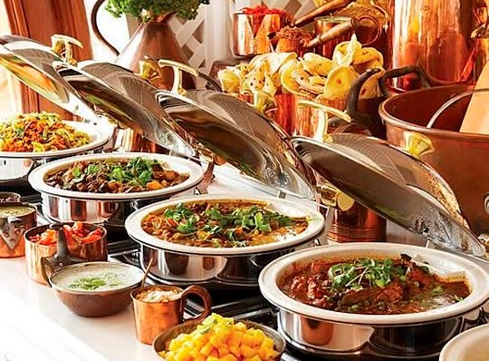 Curry Buffet 1 Fern Hill Hotel